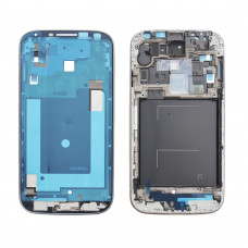 Samsung Galaxy S4 mini (9190/9195) рамка под диспл (сер)