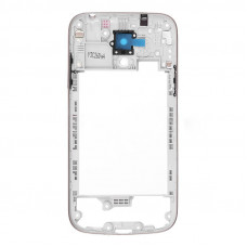 Samsung Galaxy S4 mini (9190/9195) средняя часть корпуса (серая)