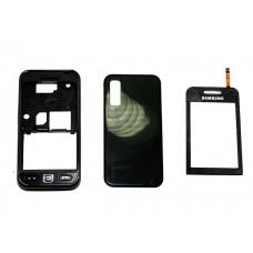 Samsung S5230 корпус (черный)