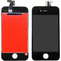 iPhone 4 дисплейный модуль (черный)